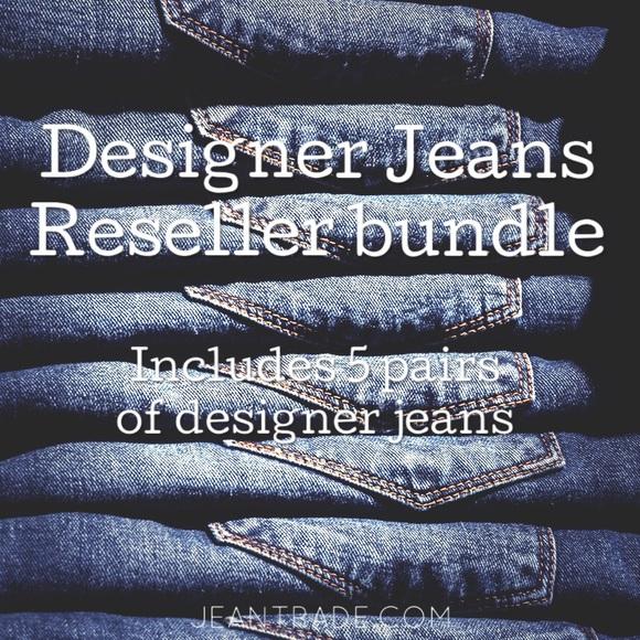 7 For All Mankind Denim - Designer Jeans Reseller Box